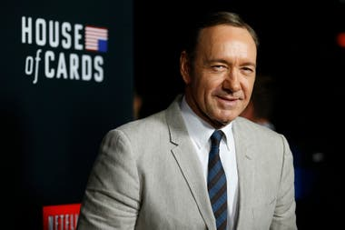Kevin Spacey, afuera