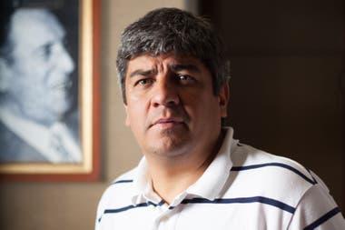 Pablo Moyano es investigado por el fiscal Scalera