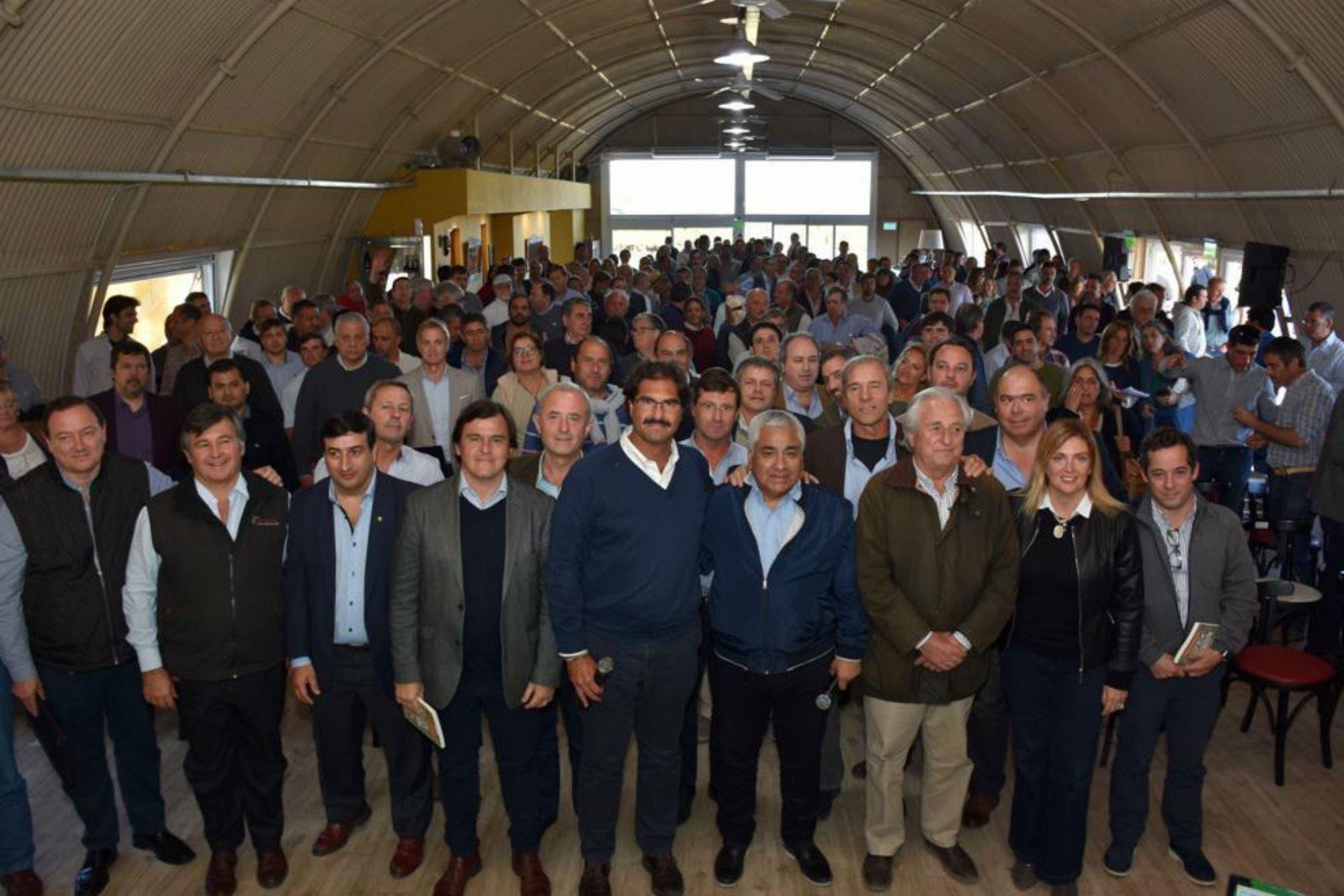 Con mensajes de Vidal y Macri, comenzaron las reuniones Agro 2023