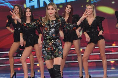 Guillermina, anoche en ShowMatch