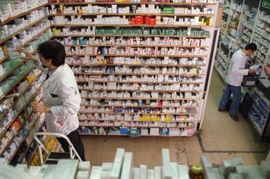 El rubro medicamentos también se vio impulsado por las compras de stockeo