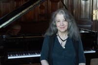 Difundieron un video falso de Martha Argerich tocando la marcha peronista