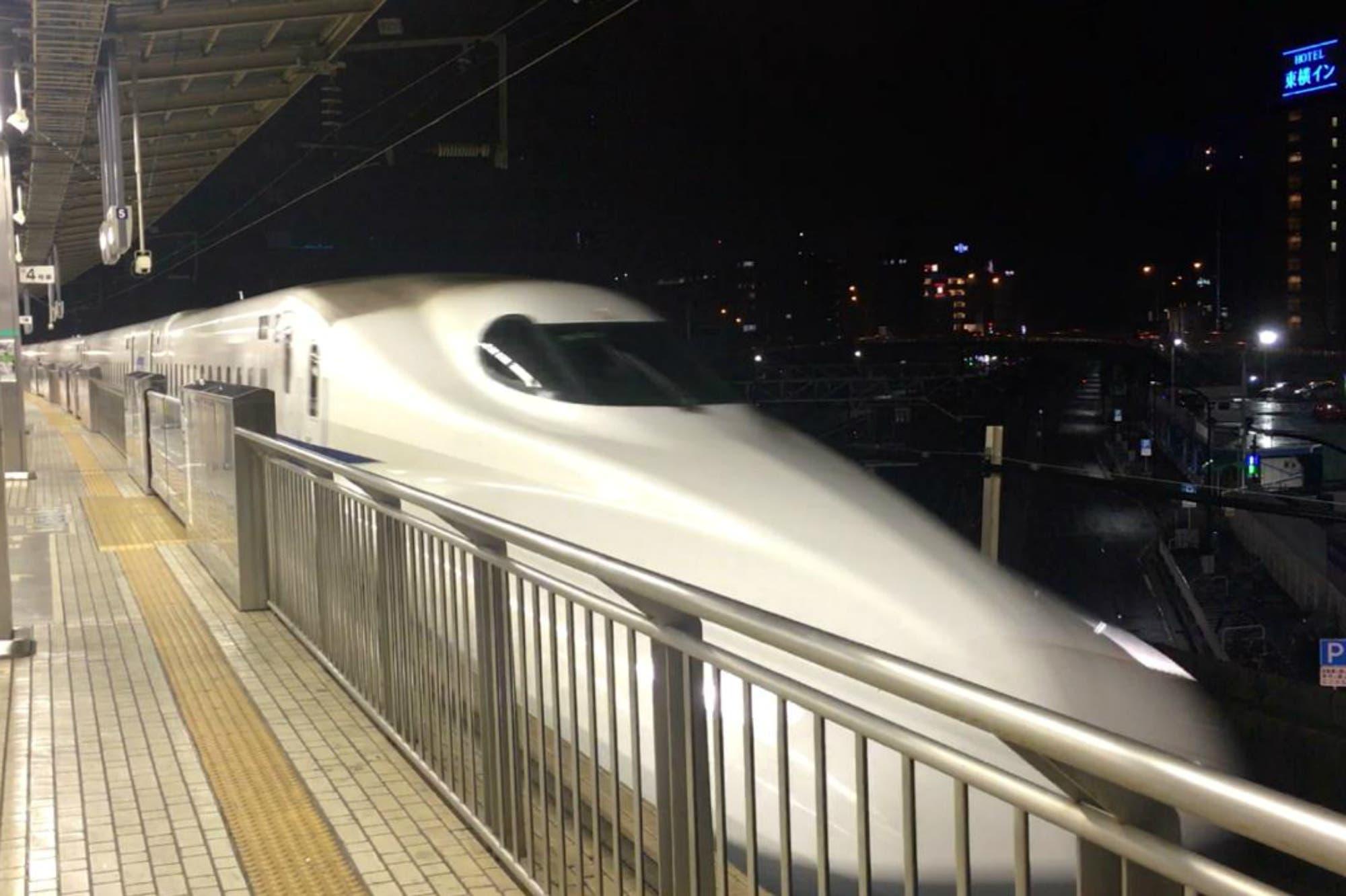 Mundial de rugby. En tren bala hacia otra dimensión: la ruta del shinkansen