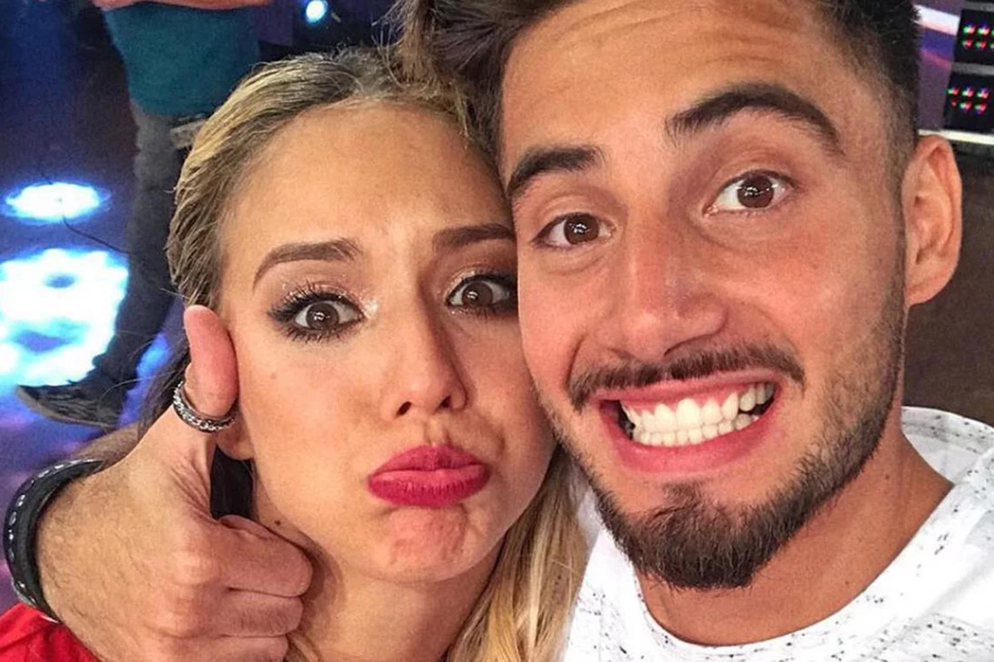 "Flor Vigna rompió en llanto al hablar de Nico Occhiato: ""Yo lo amo"""