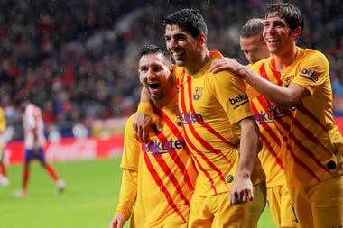 Suárez es otro de los jugadores que más dinero aporta