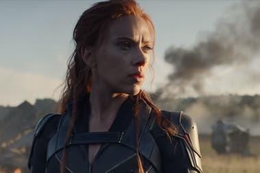 Viuda Negra, la despedida cinematográfica del personaje de Marvel interpretado por Scarlett Johansson se postergó hasta octubre