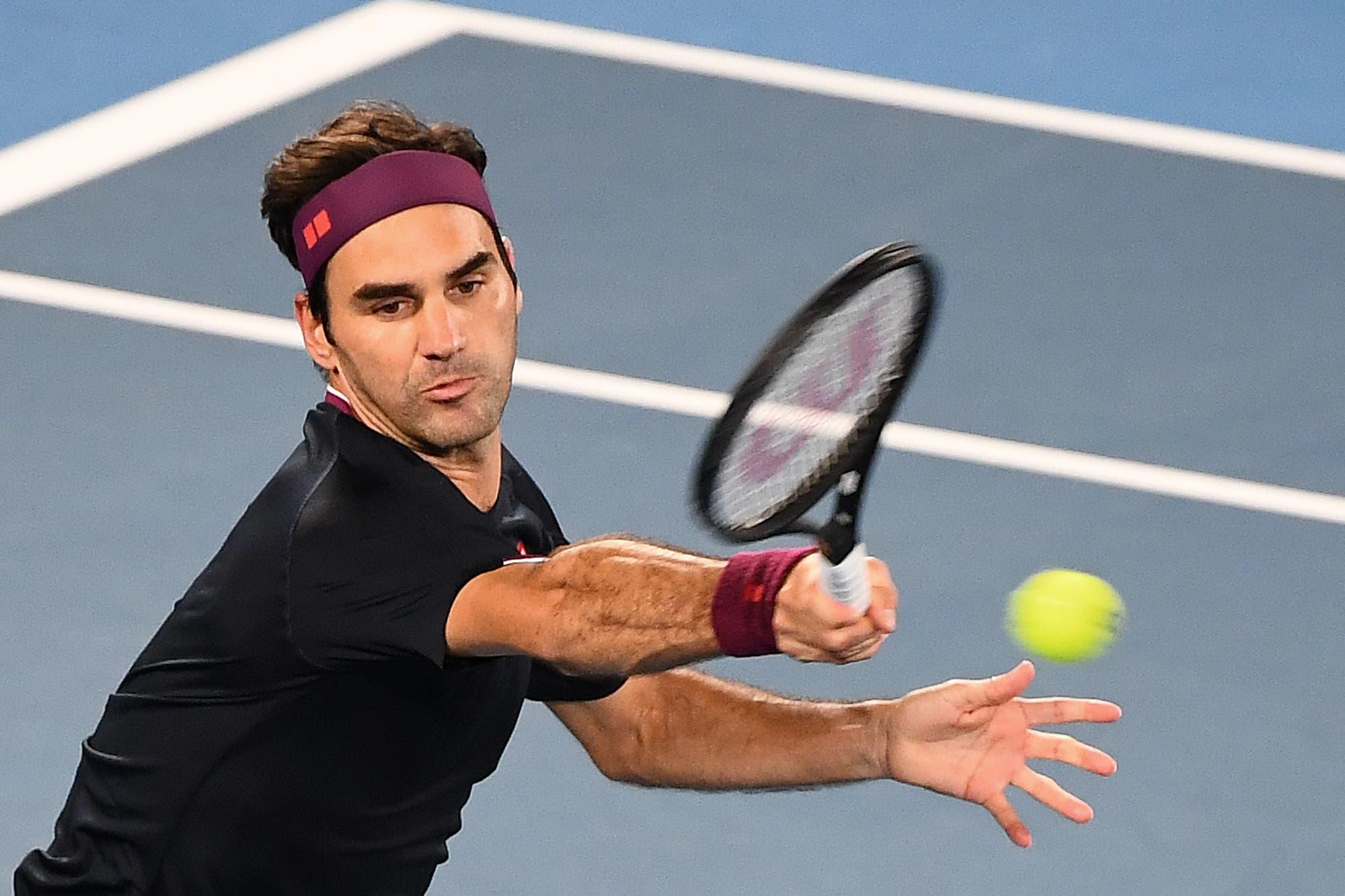 """""""Federer no es ni siquiera el segundo mejor de su era"""", disparó un excampeón de Wimbledon"""
