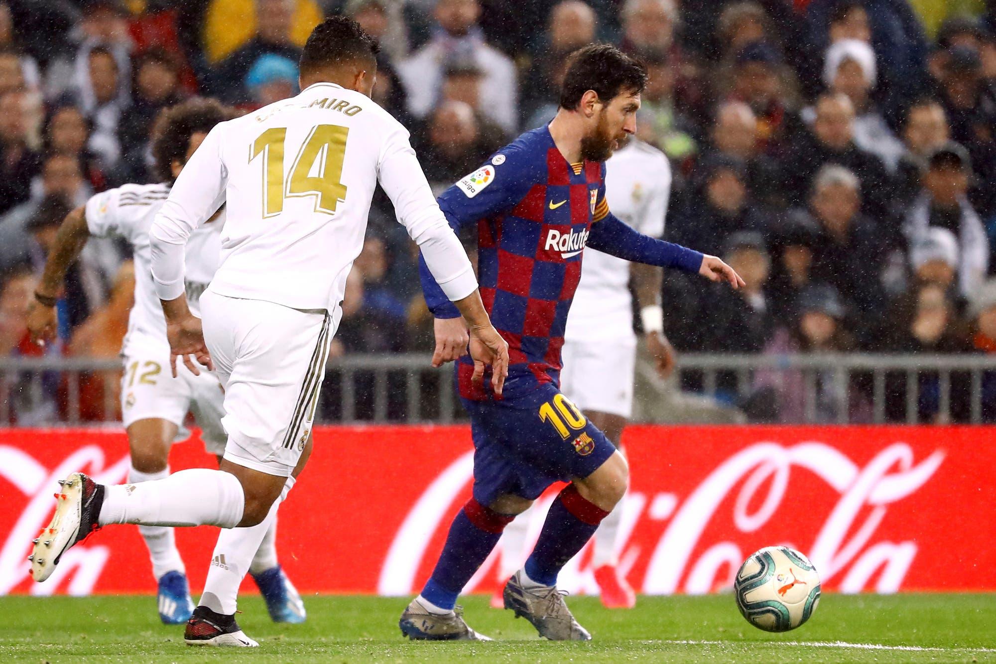 Barcelona-Real Madrid: horario, TV y formaciones de un clásico que puede ser determinante