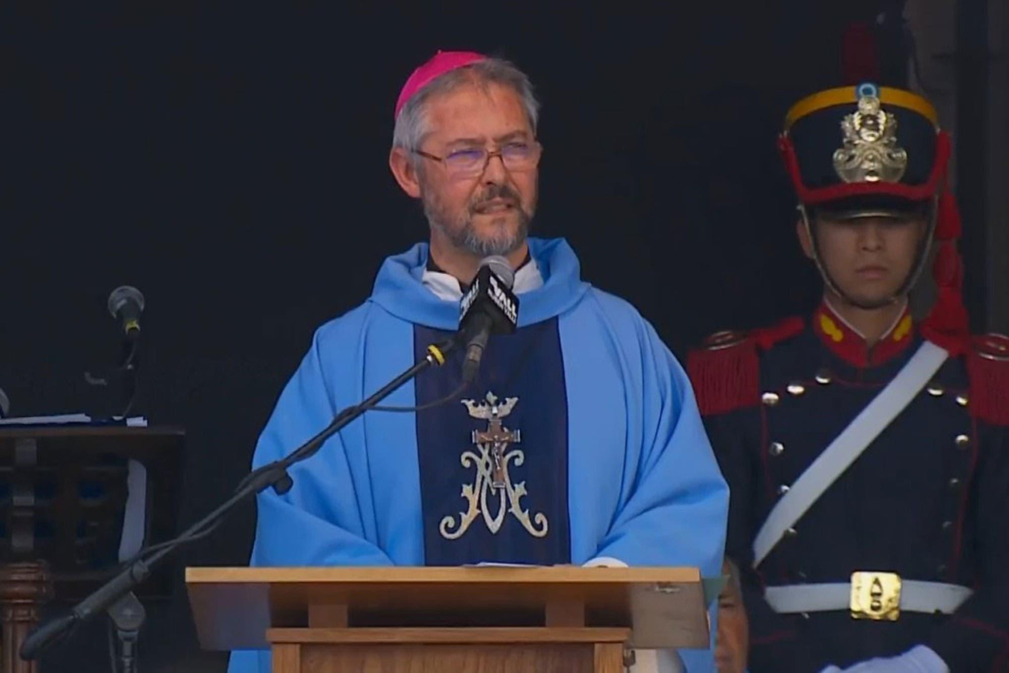 """""""El debate sobre el aborto no puede empezar de cero"""", dijo el arzobispo de Mercedes-Luján"""
