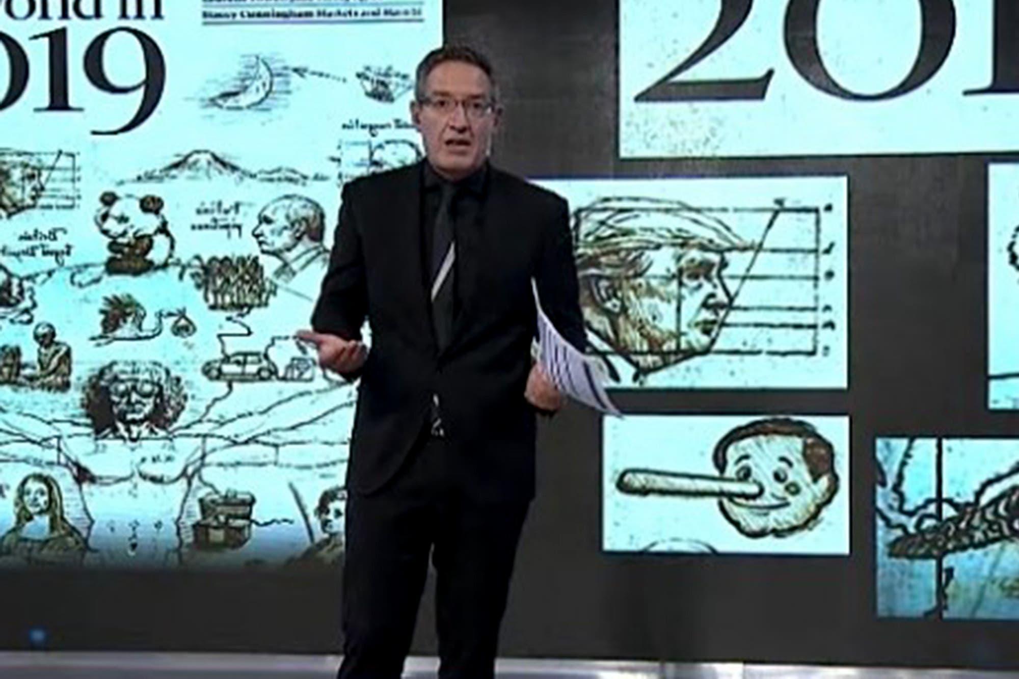 """""""Antisemita"""". Repudio de la DAIA a los dichos de un periodista de C5N"""