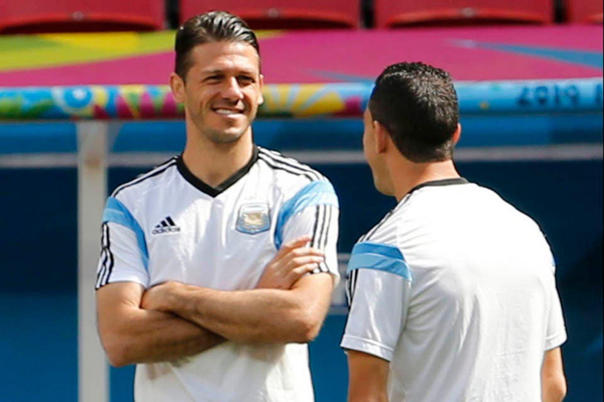 """Martín Demichelis: """"Ojalá Gallardo se quede 10 o 15 años más"""" y la frase de Oscar Ruggeri que lo motivó en medio de un Mundial"""