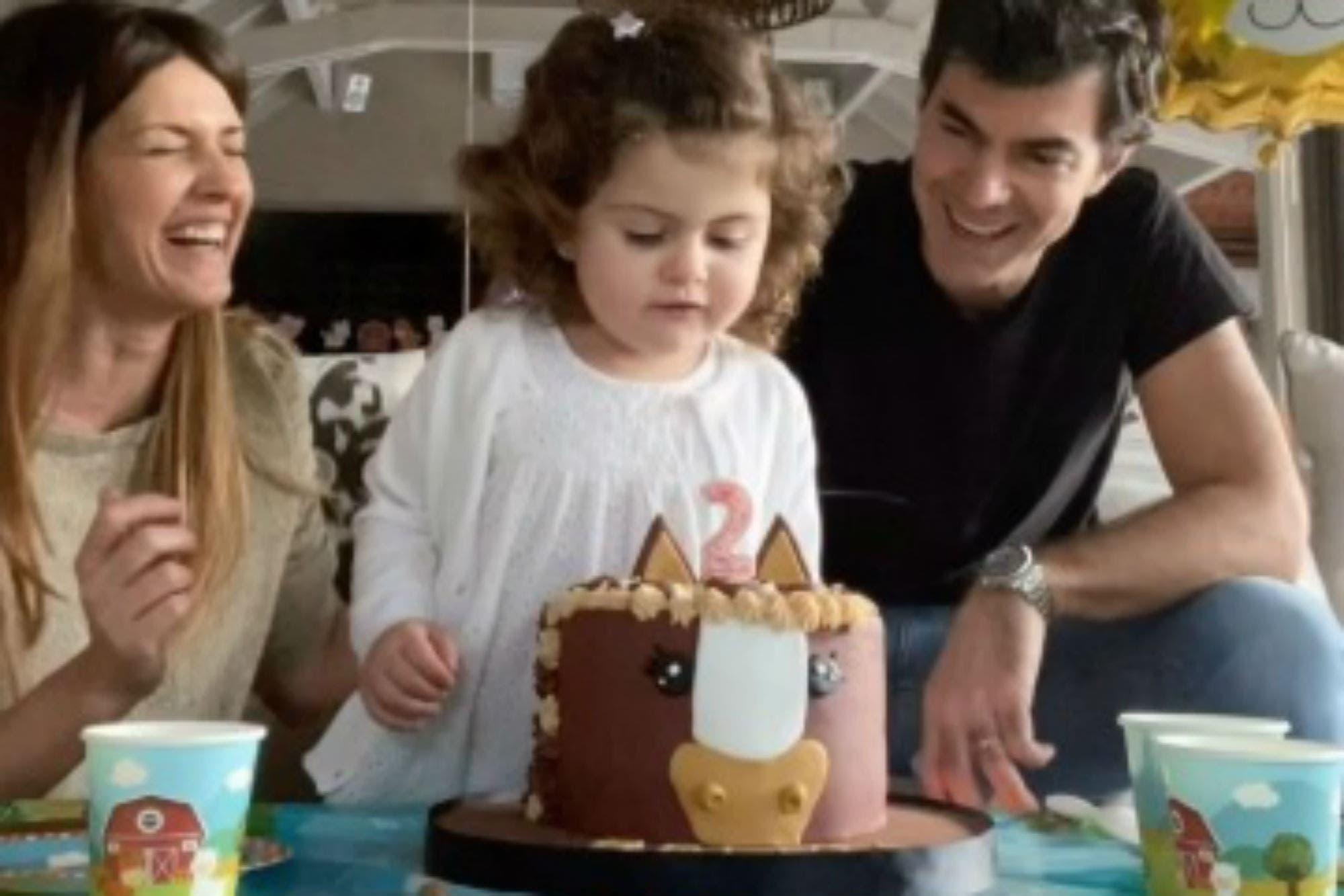 Cómo fue el festejo de cumpleaños de Belita, la hija de Isabel Macedo y Juan Manuel Urtubey