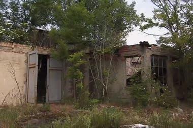 Cristian Brueckner utilizaba una fábrica abandonada como escondite para cometer sus crímenes
