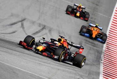 Una carrera para el olvido de Max Verstappen