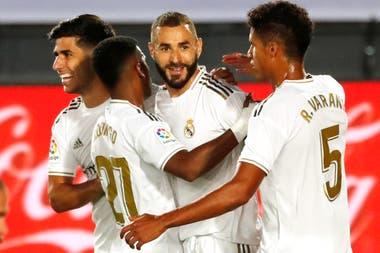 Real Madrid recibe a Villarreal con el objetivo de ganar para consagrarse campeón