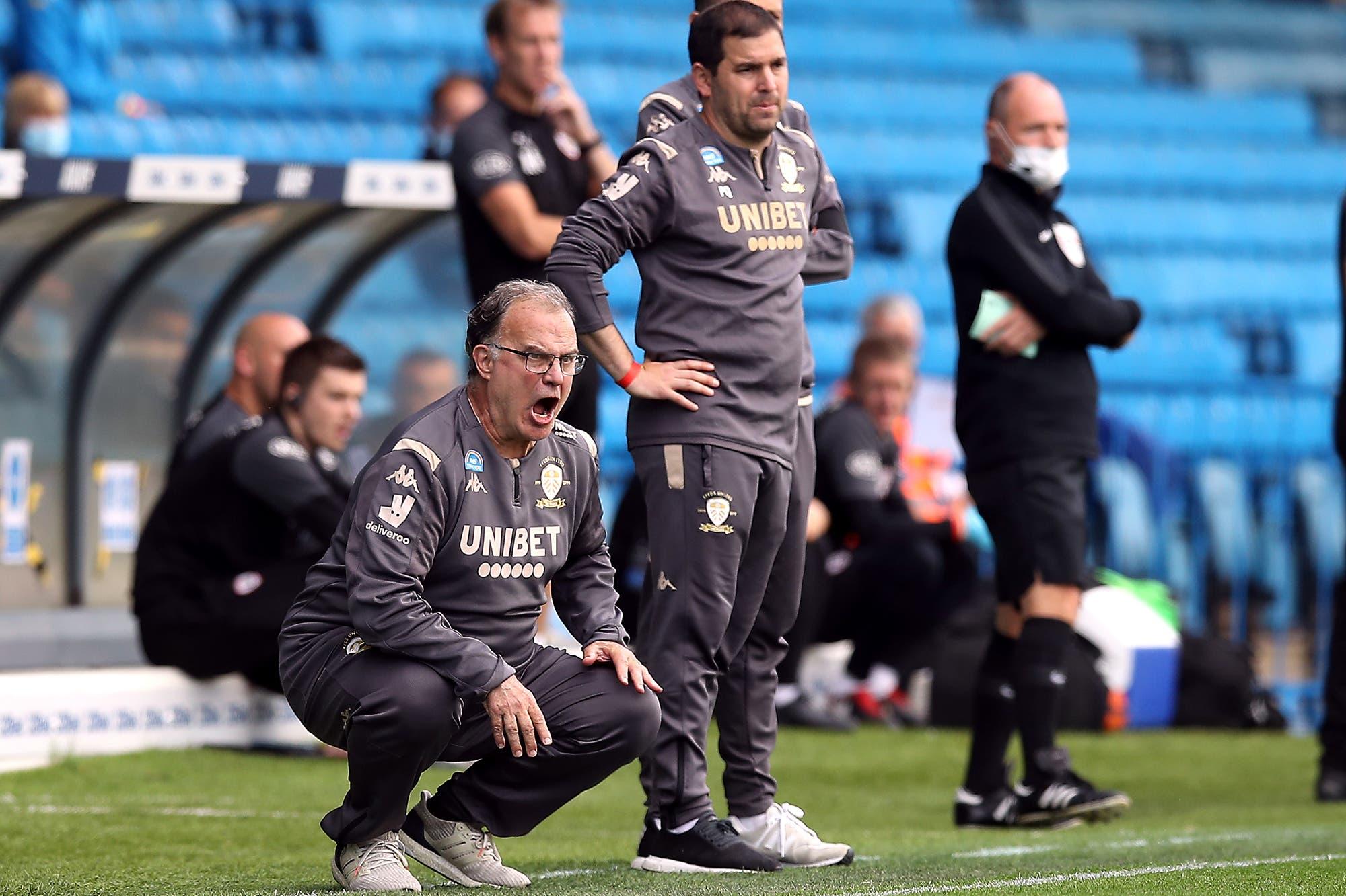Derby County-Leeds, Championship: el equipo de Bielsa juega con el título de campeón asegurado