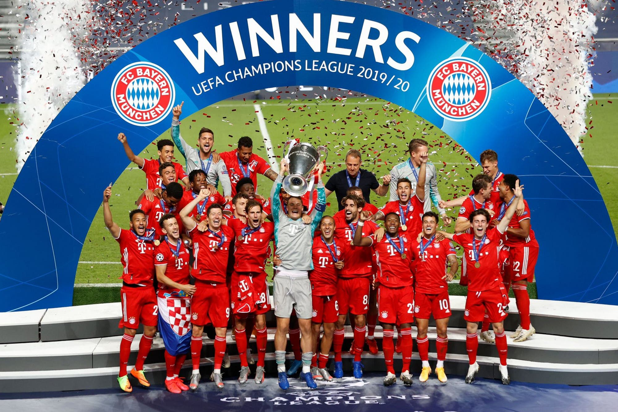 ¿Cómo salió la final de la Champions League? Bayern Múnich le ganó 1-0 a PSG y es el nuevo campeón