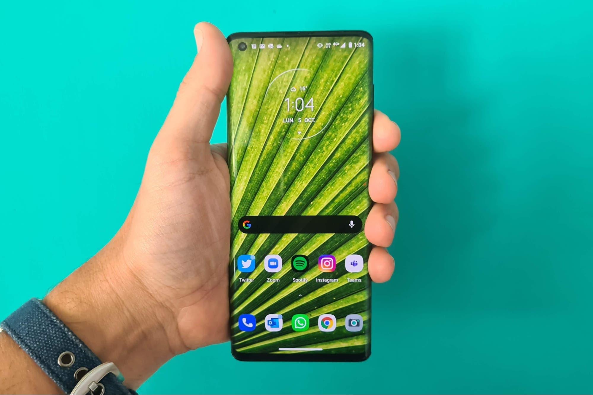 Motorola Edge: probamos este smartphone, con funciones avanzadas para presupuestos ajustados