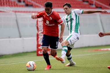 Independiente volvió a tropezar; esta vez, contra Banfield