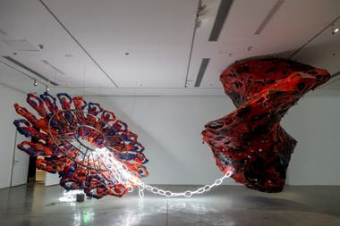 El fin de semana habrá inauguraciones virtuales, como la de la muestra de Nicanor Aráoz en el Moderno