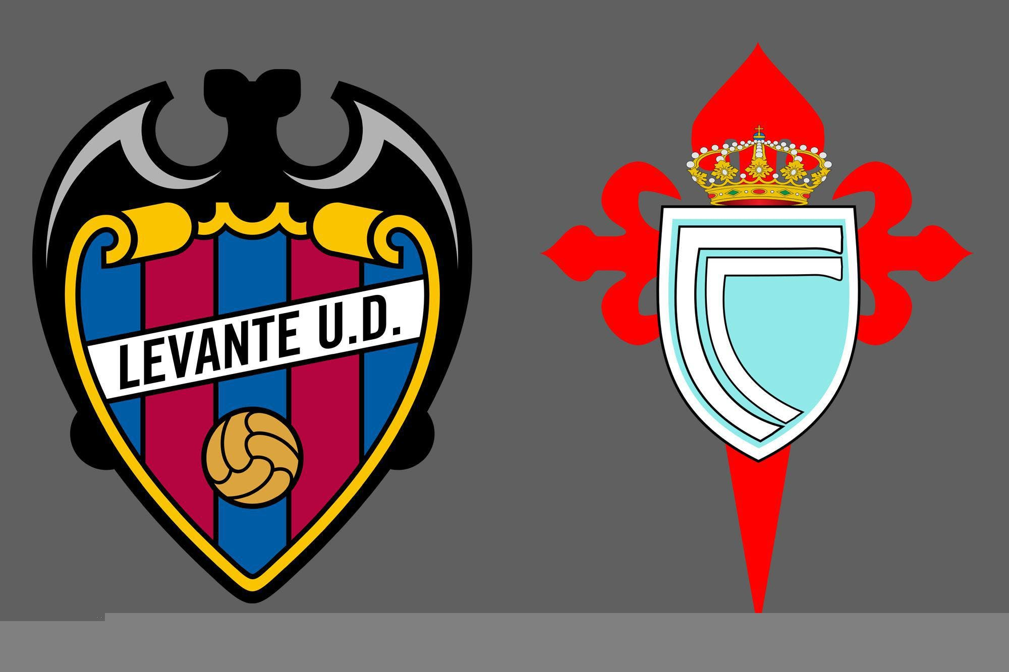 Liga de España: Levante y Celta empataron 1-1