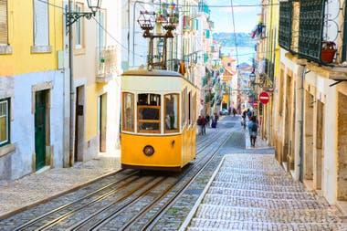 Lisboa, uno de los destinos que promociona Air France con descuento
