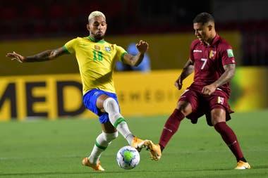 Brasil, único líder de las eliminatorias con puntaje ideal