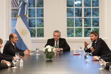 El Presidente y Lammens