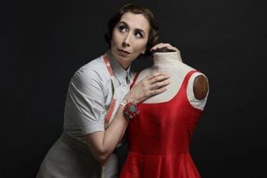 Un vestido icónico será el puntapié para esta obra sobre el mundo de las cancionistas argentinas de los años 30