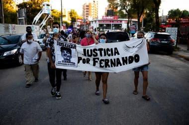 Crimen de Villa Gesell: marcha y misa en la ciudad donde murió Báez Sosa