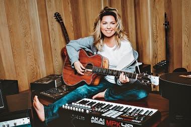 En El Estudio Shania Twain Rescata Su Voz La Nacion
