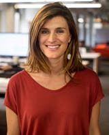Ana Rocca, responsable de Market Research, de Uber, en San Francisco