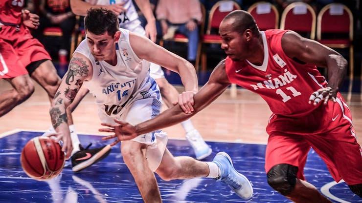 Resultado de imagen para Seleccion argentina de basquet