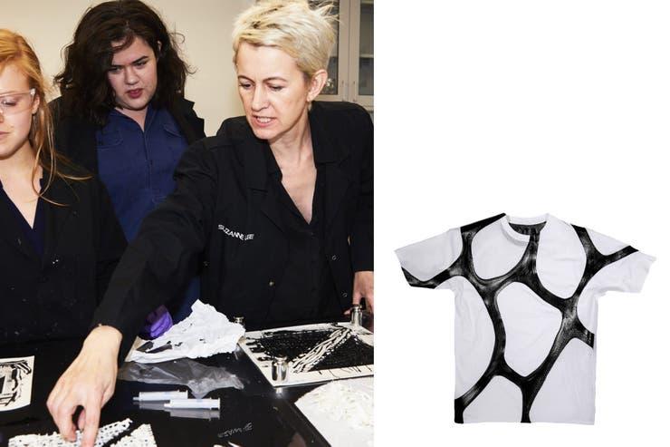 Modern Meadow es el laboratorio creó una marca, Zoa, de prendas de símil cuero a partir de colágeno producido con levadura