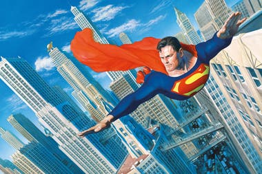 Superman según Alex Ross (1998)