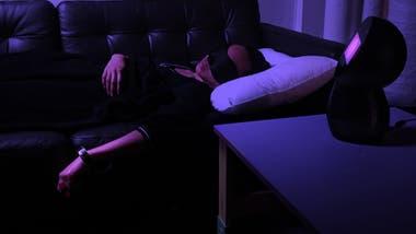 Dormio funciona con dispositivos que detectan cuando la persona se está quedando dormida