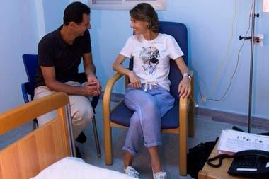 La primera dama arrancó un tratamiento por un tumor maligno
