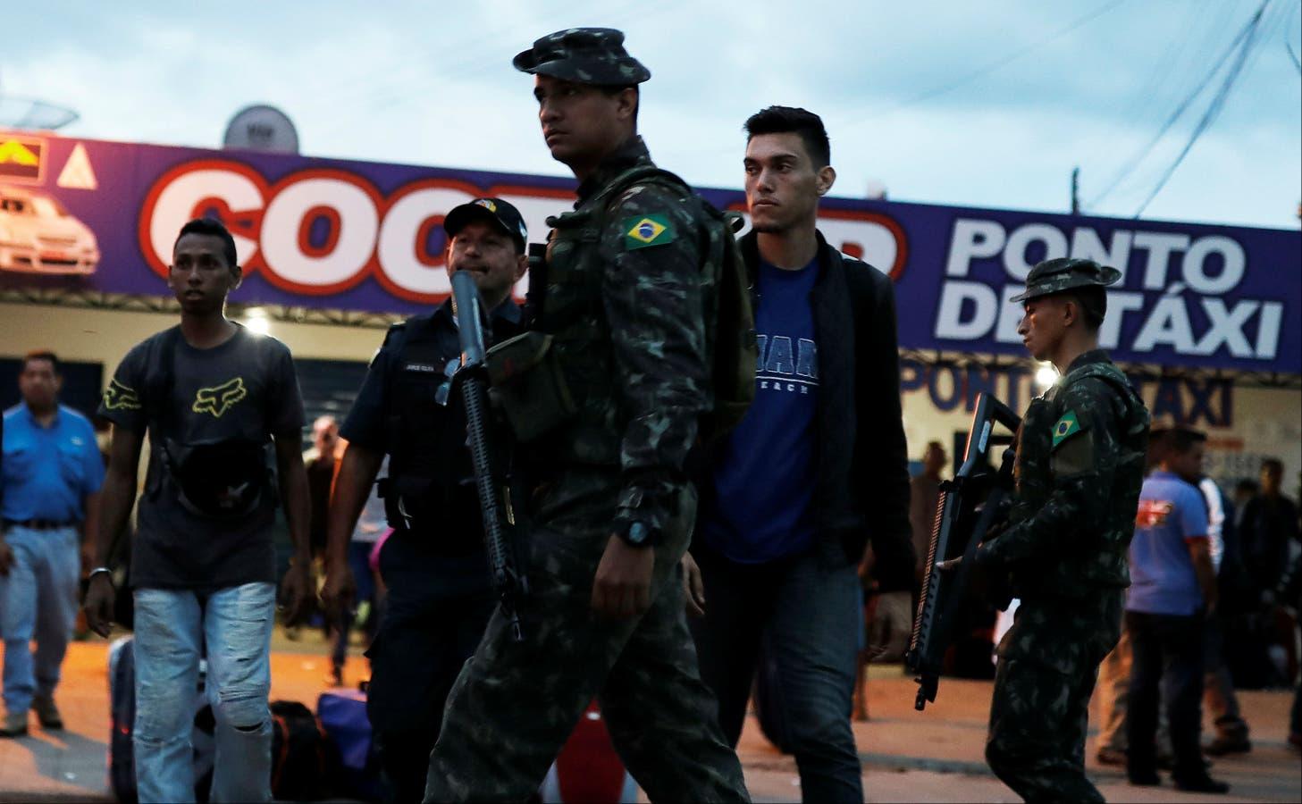 El presidente brasileño decidió el envío de las fuerzas armadas en el estado de Roraima por los conflictos con la población local