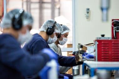 La fabrica de filtros de agua Argenfil