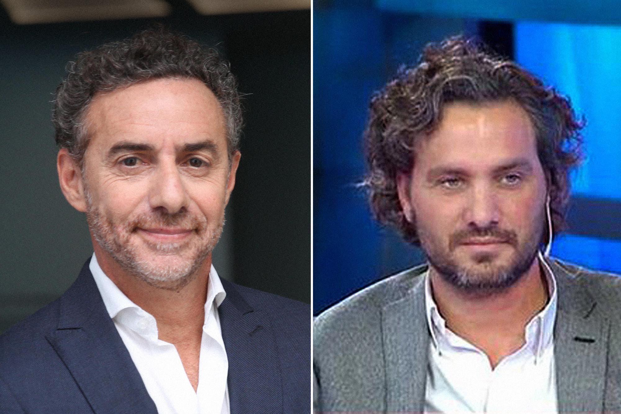 """Luis Majul cruzó al jefe de campaña de Alberto Fernández: """"¿Por qué ese nivel de agresión?"""""""