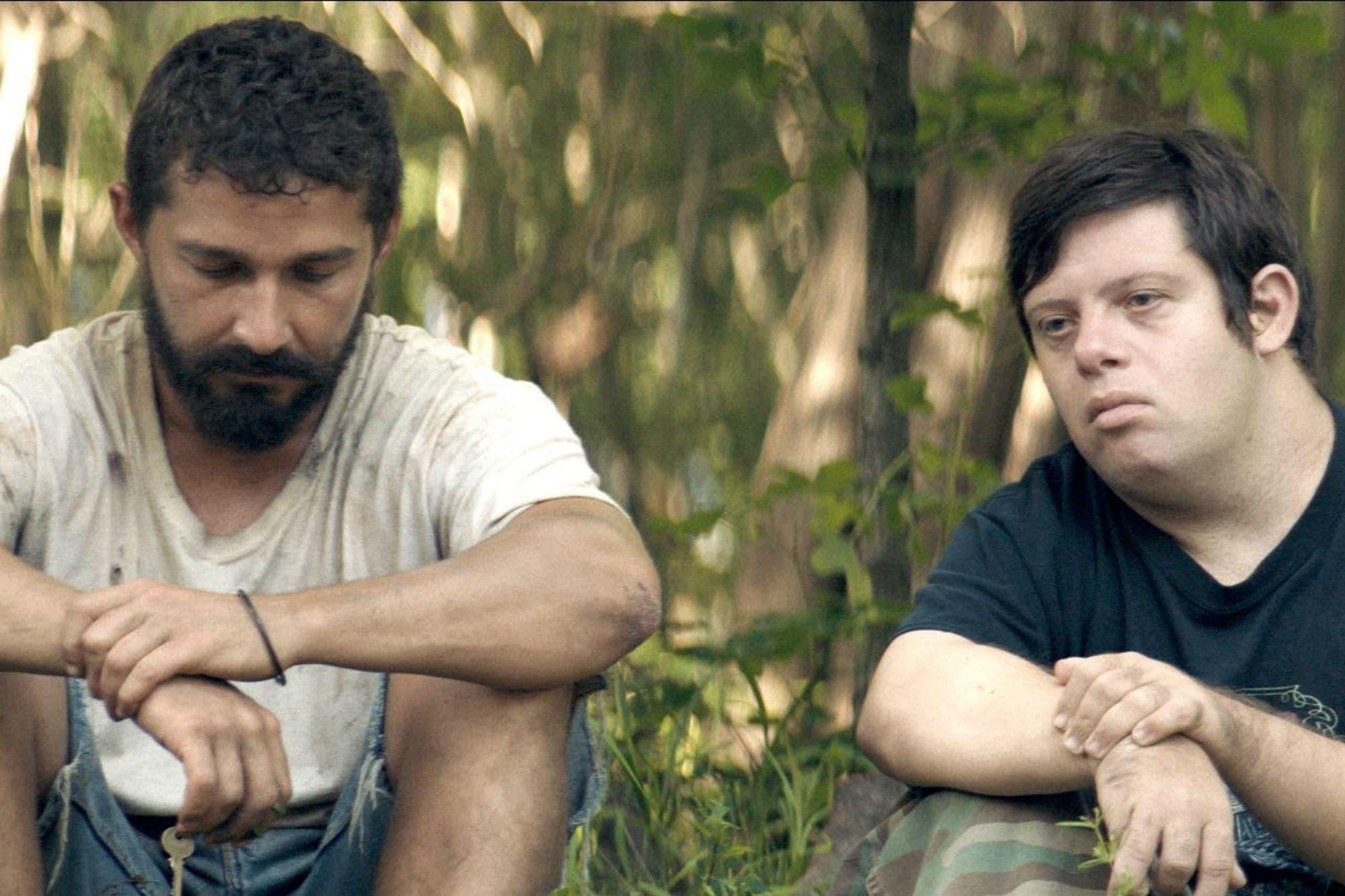 Zack Gottsagen, el actor con síndrome de Down que le cambió la vida a Shia LaBeouf
