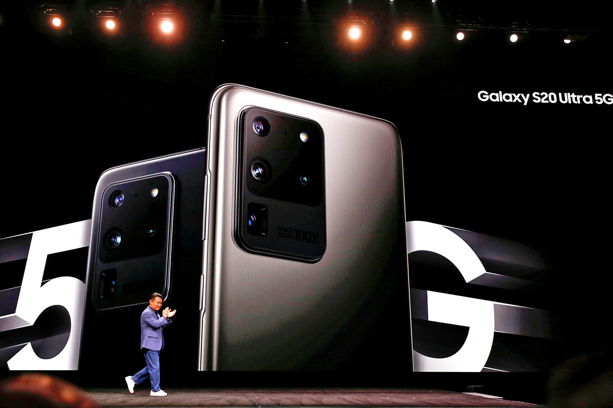 Samsung apuesta a renovar su liderazgo global a través del 5G, tres Galaxy S20 y el plegable Z Flip