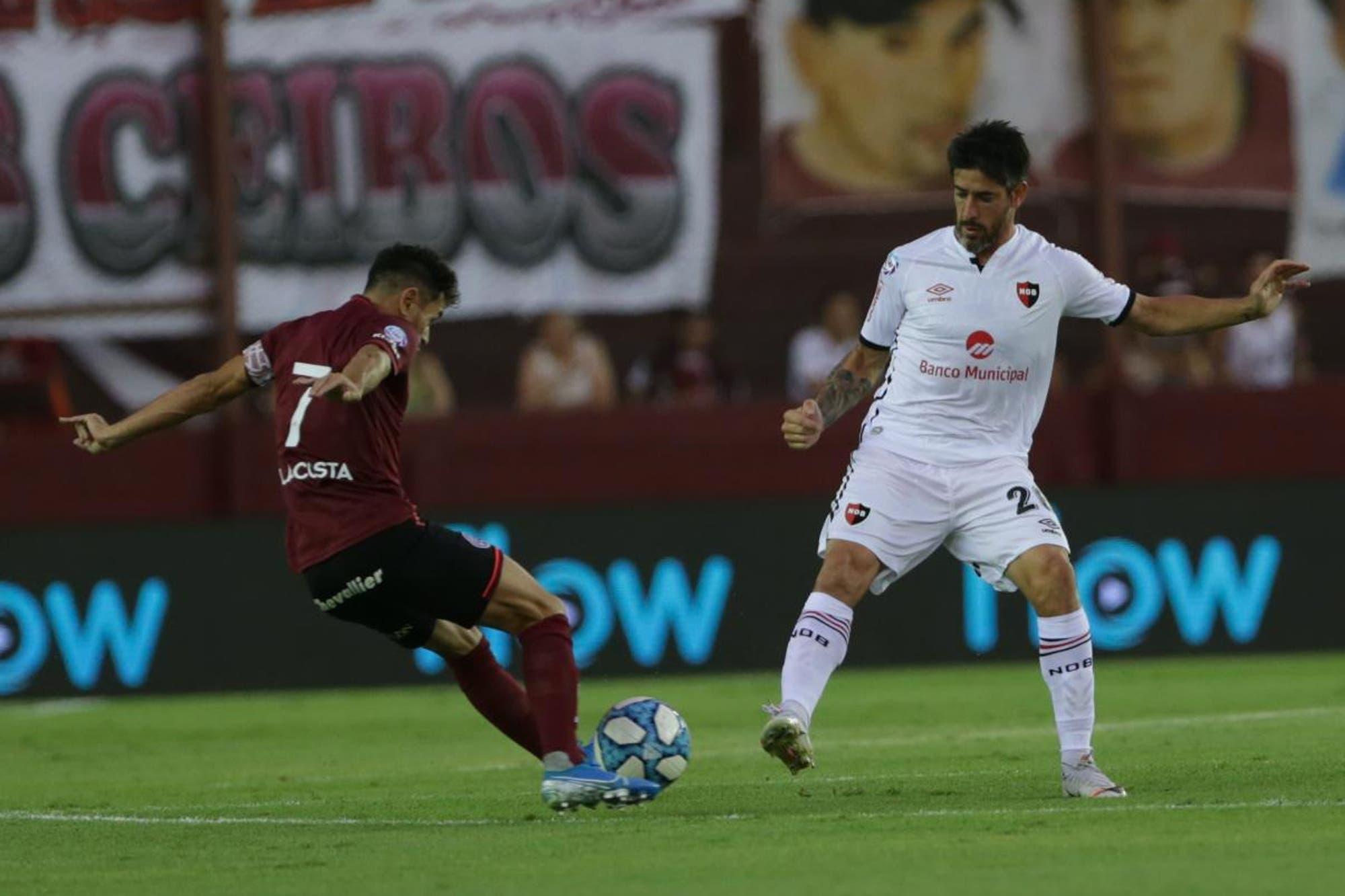 Lanús-Newell's, por la Superliga: los del sur buscan un triunfo que los acerque a la punta