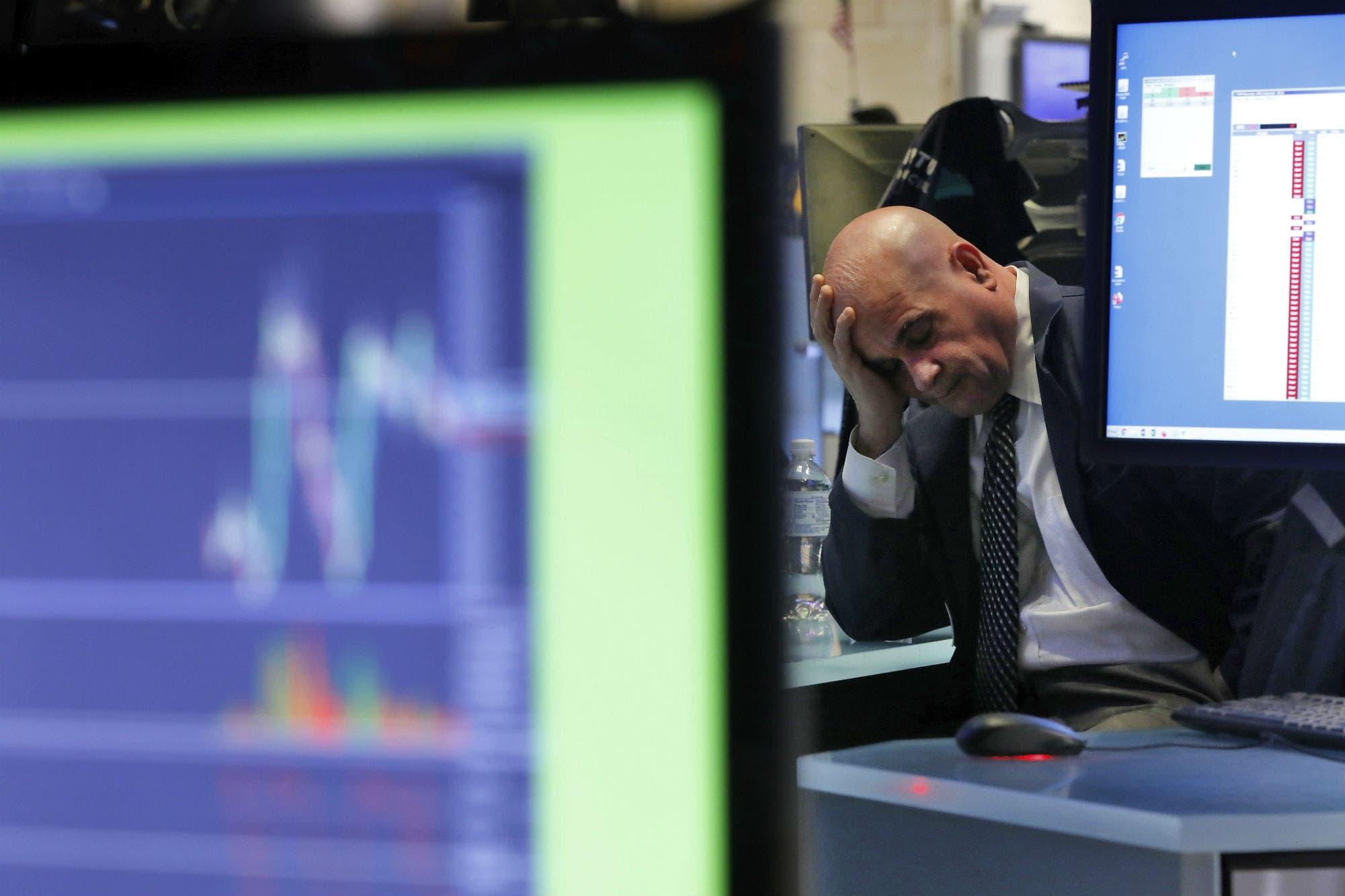 Mercados. Se acentúa la huida del riesgo argentino y los bonos ya rinden 14%