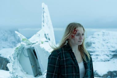 Sophie Turner, en Survive