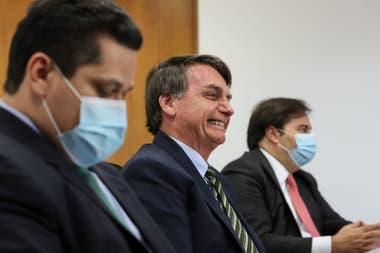 Bolsonaro es muy cuestionado por su gestión de la crisis de coronavirus