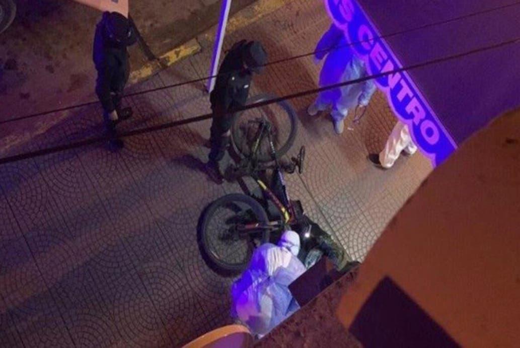 Gendarme asesinado