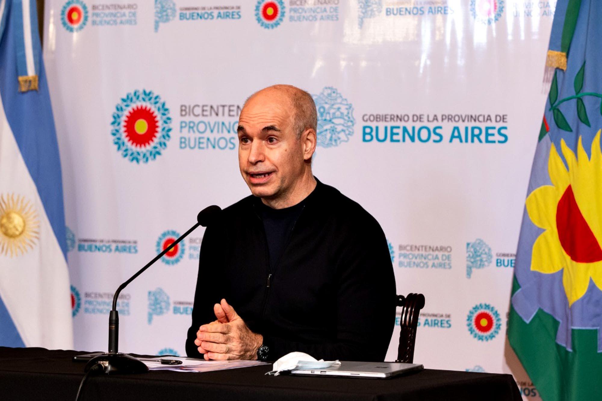 Cuarentena en Argentina: ante el aumento de casos, Larreta y Kicillof analizaron aplicar más restricciones
