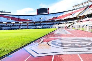 River quitará la pista de atletismo en la obra que anuncia en lo inmediato