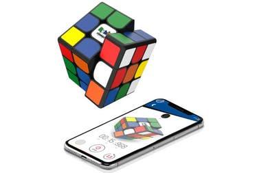 Connected Cube es la versión oficial del cubo Rubik con Bluetooth
